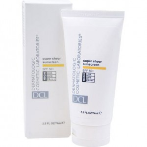 DCL Super Sheer Sunscreen